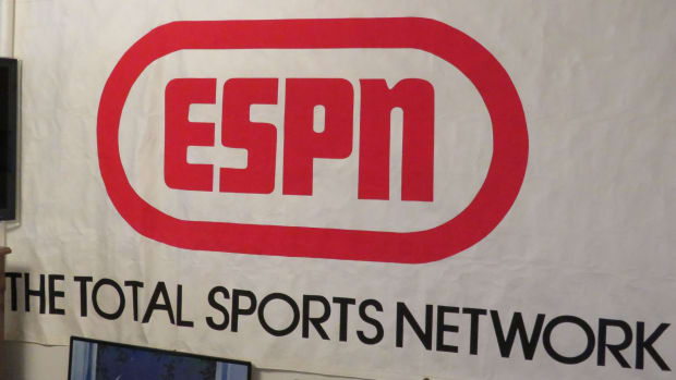 An ESPN logo