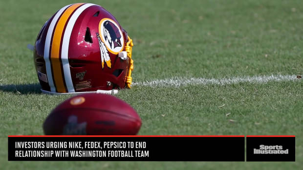 Redskins Investors Video