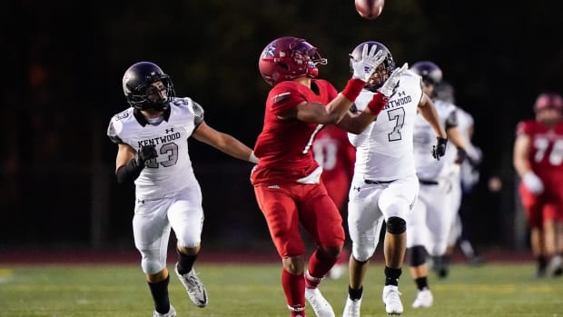 Jabez Tinae of Kennedy Catholic High and a UW commit ranks among SI All-American's top 10 slot receivers nationally.