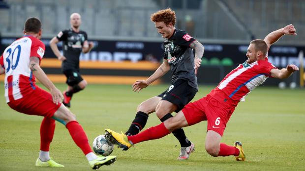 Josh-Sargent-Relegation-Playoff-Werder-Bremen