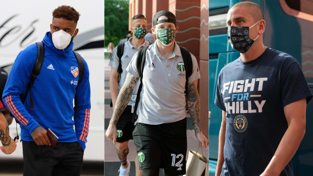 FC Cincinnati, Portland Timbers and Philadelphia Union prepare for the MLS Is Back Tournament