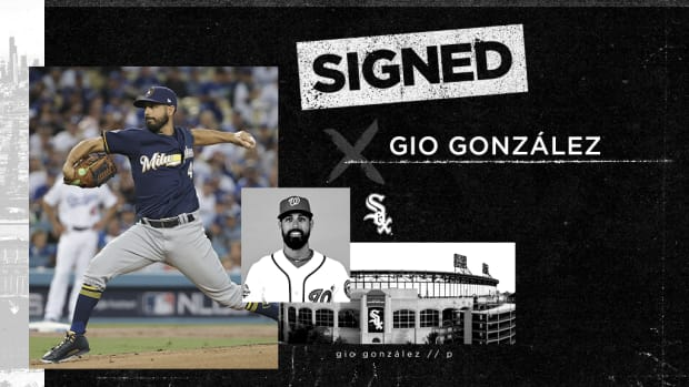 Gio González (@WhiteSox)