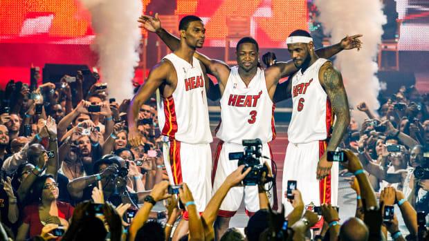 Miami Big three