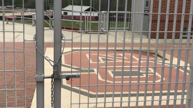 locked gate nc state