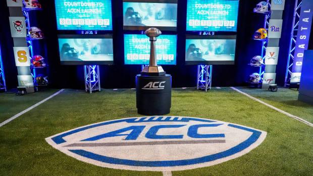 ACC Football Trophy