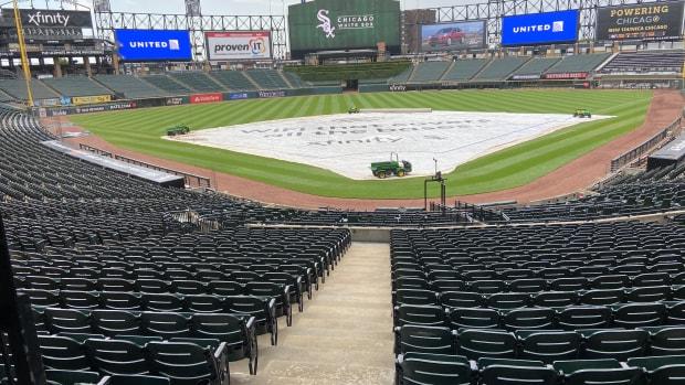 White Sox Summer Camp Rain Delay 2020-07-11 (Sam Sherman)