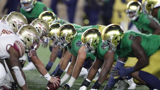 Notre Dame vs. FSU