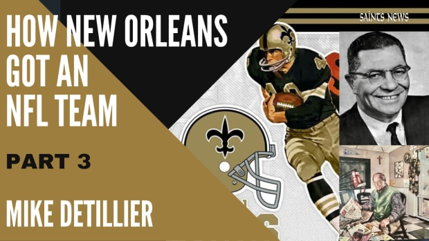 How New Orleans Got and NFL Team Part 3