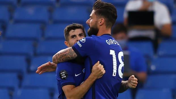 Pulisic-Giroud-Chelsea-Goal