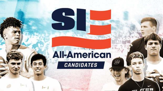 SI All-American Graphic 2020