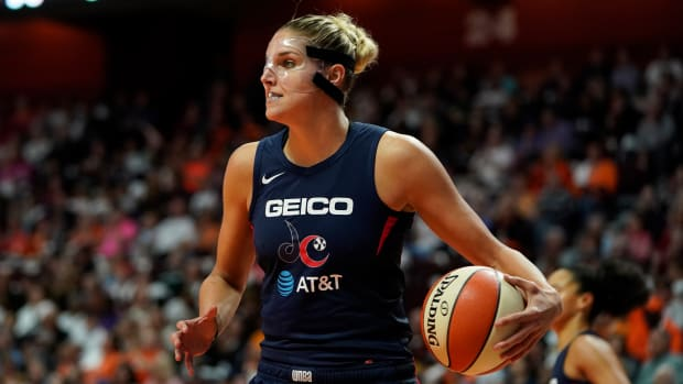 Washington Mystics star Elena Delle Donne detailed her lyme disease condition in a letter to the WNBA.