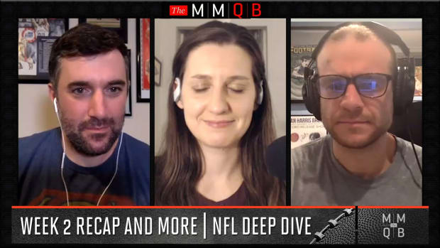 """So This Is What """"Figuring Out Lamar Jackson"""" Looks Like 