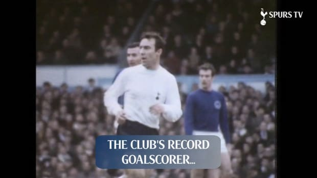 Tottenham Hotspur's emotional tribute to Jimmy Greaves