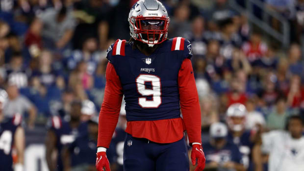 Patriots LB Matt Judon