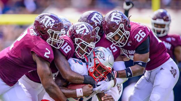 Texas A&M defense