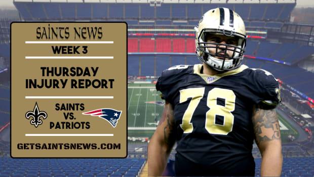 Saints Injury Report 2021 (9)