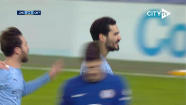 Gündoğan helps City thrash Chelsea at Stamford Bridge