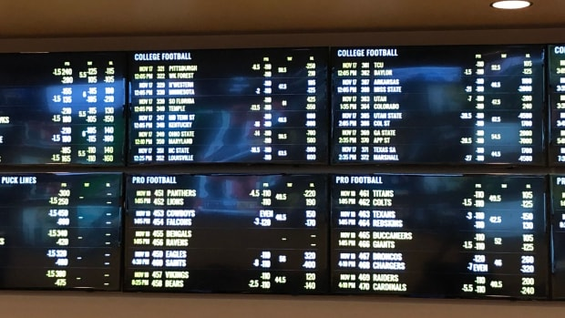 Sports Betting Board