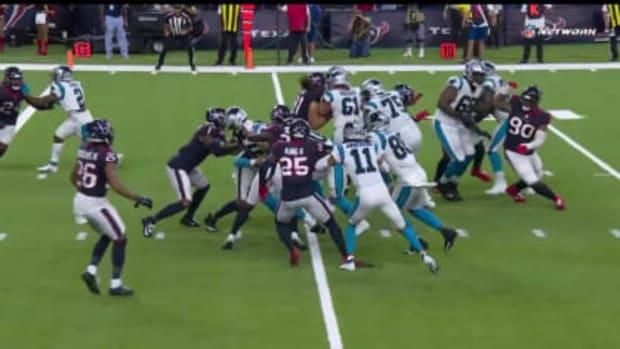 Texans - Panthers