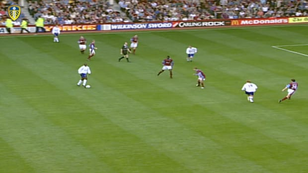 Haaland smashes home against West Ham