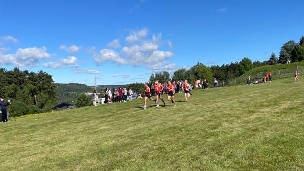 Syracuse Men race at Colgate University 2021