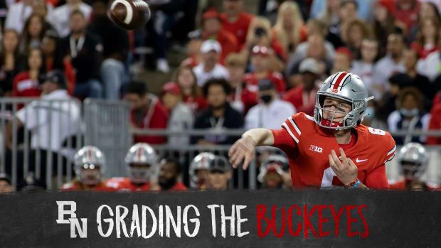 grading the buckeyes (Akron-offense)