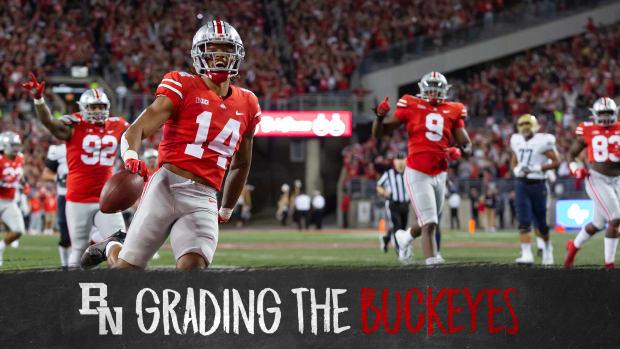 grading the buckeyes (Akron-defense)