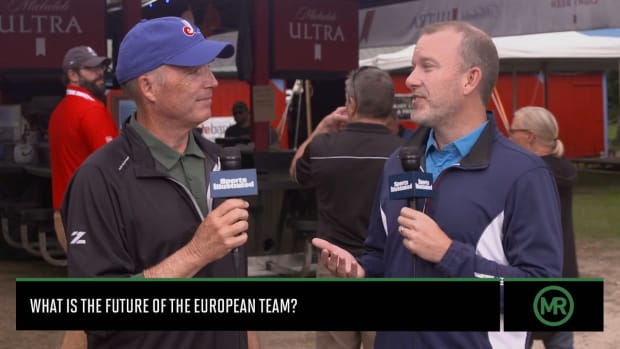 Morning Read Ryder Cup - Euro Team