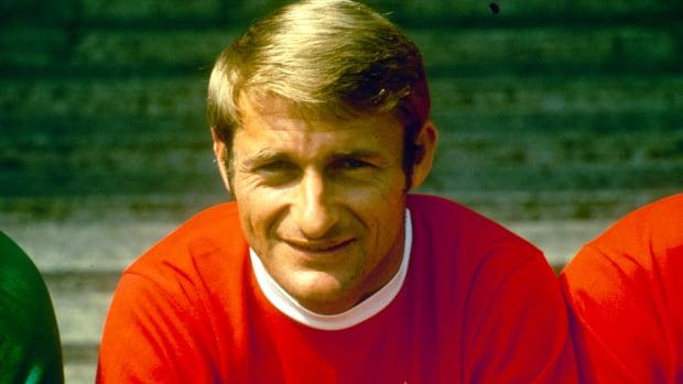 Liverpool great Roger Hunt