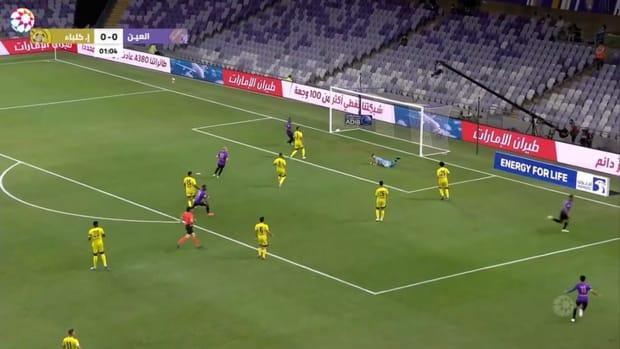 Highlights: Al-Ain 4-1 Ittihad Kalba