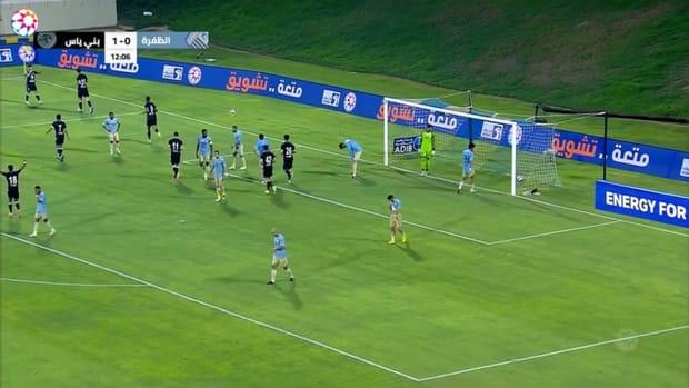 Highlights: Al-Dhafra 1-2 Baniyas