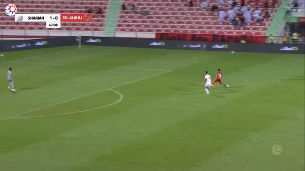 Highlights: Shabab Al-Ahli 4-3 Sharjah