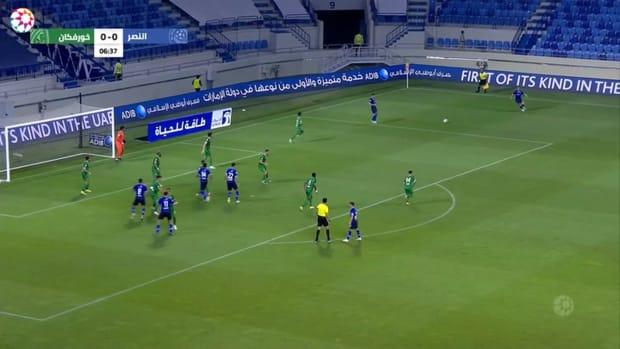 Highlights: Al-Nasr 3-0 Khorfakkan