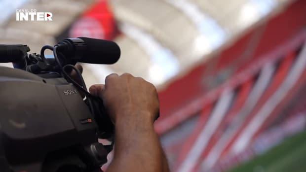 Behind the scenes of Internacional's victory over Bahia
