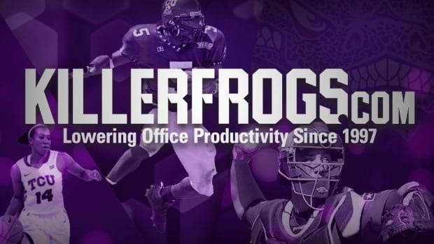 Killer Frogs: Lowering Office Productivity Since 1997