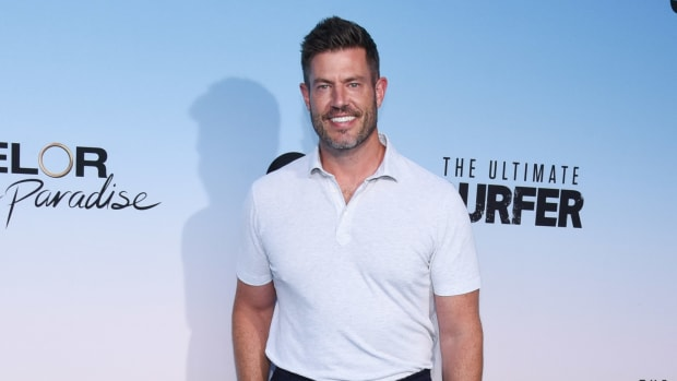 """12 August 2021 - Santa Monica, California - Jesse Palmer. ABC's """"Bachelor In Paradise"""" And """"The Ultimate Surfer"""" Premiere."""