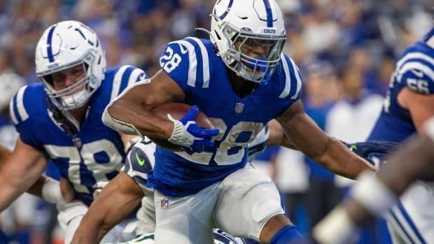 Indianapolis Colts Jonathan Taylor
