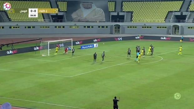 Highlights: Ittihad Kalba 1-1 Al-Wasl