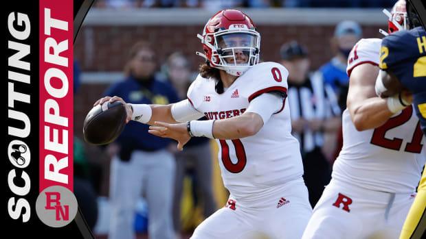 Rutgers Offense