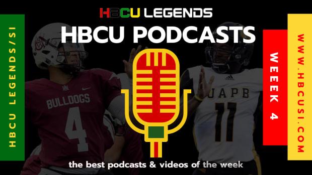 HBCU Legends Podcasts - Week 4