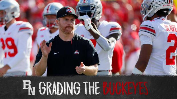 grading the buckeyes (Rutgers-defense)