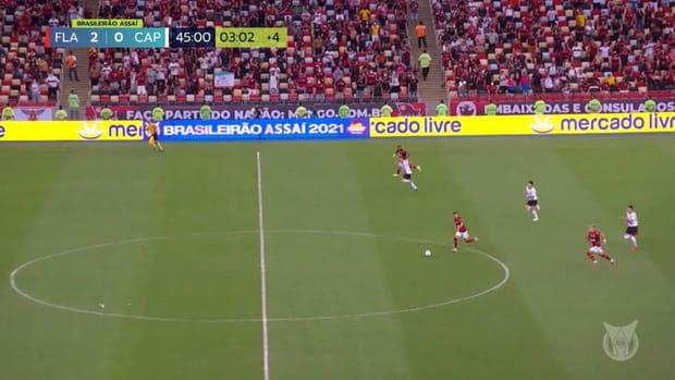 Andreas Pereira's incredible counter-attack goal vs Athletico-PR