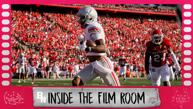 inside the film room (Rutgers-offense)