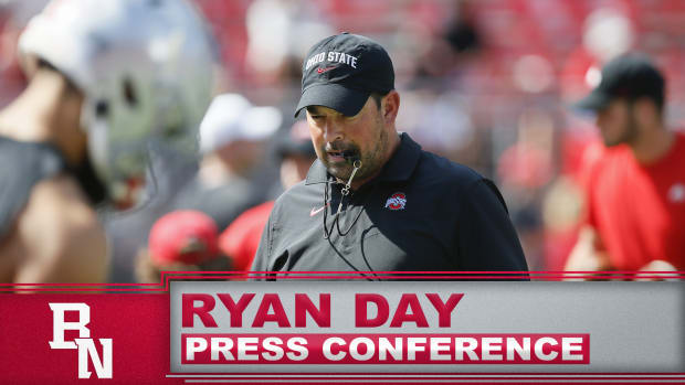 Ryan Day Previewing Maryland