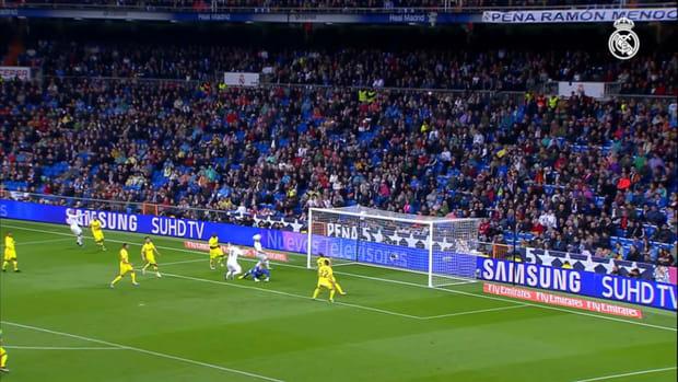 Karim Benzema's best goals with Real Madrid
