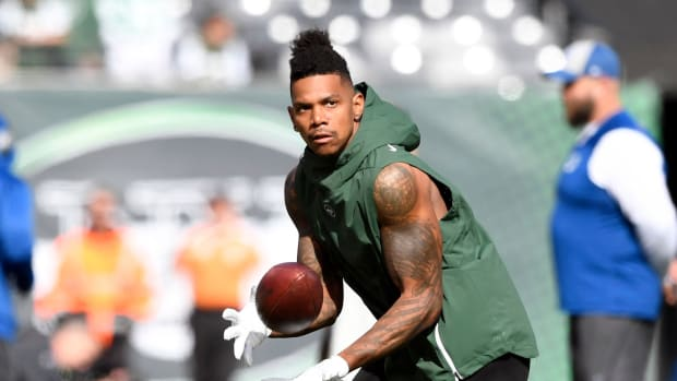 Former NFL player and Ohio State quarterback Terrelle Pryor