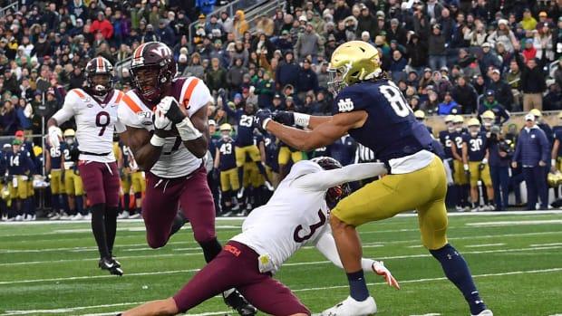 Notre Dame Fighting Irish vs Virginia Tech Hokies