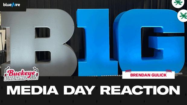Big Ten Basketball Media Day Reaction
