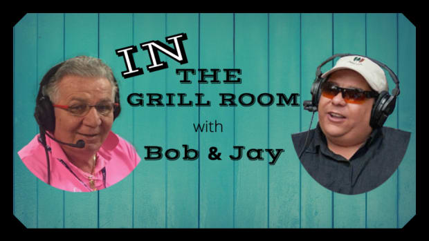 The Grill Room Golf Show Podcast with Bob and Jay