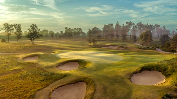 Forest Dunes Golf Club, The Loop's Black Course (No. 12), Red Course (No. 6)